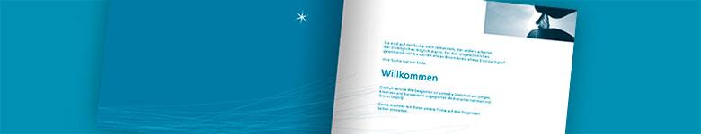 Full-Service Werbeagentur siriusmedia GmbH Leipzig Werbung Imagebroschüre