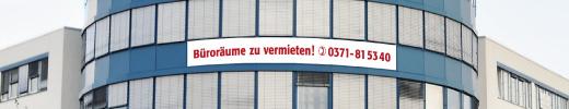 Full-Service Werbeagentur siriusmedia GmbH Leipzig Schilder